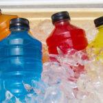 Bebidas isotônicas