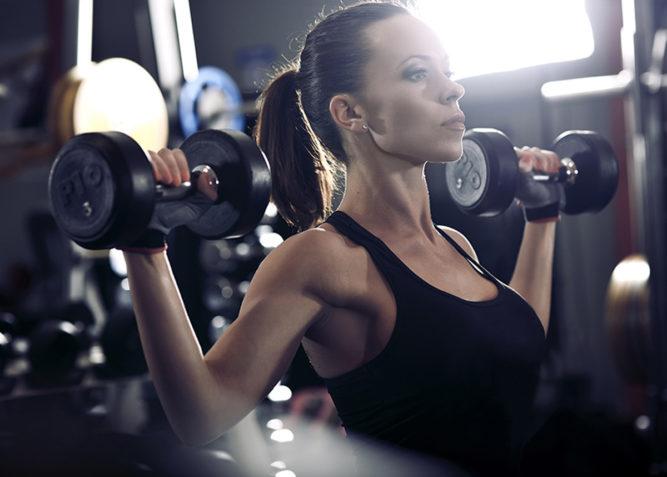 Melhorar Musculação